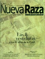 Revista Nueva Raza 4to trimestre 2012