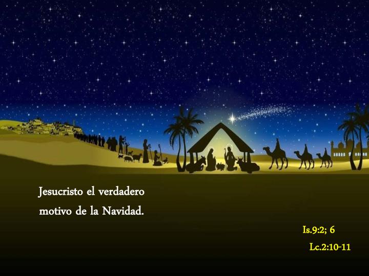 Iglesia cristiana interdenominacional a r escuela - Motivos de la navidad ...